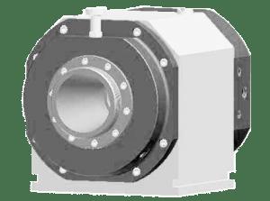 CNC Teilapparat mit Direktantrieb