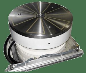 CNC Rundtisch mit Direktantrieb und Magnetfutter für Schleifmaschinen