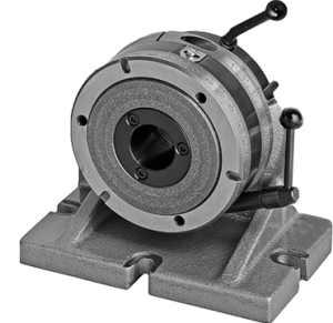Teilapparat mit direkter Schnellteilung über einen Handhebel